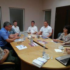 Situation of the pilot region – Neringa