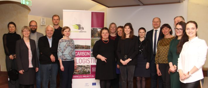 Project partners met in Vilnius